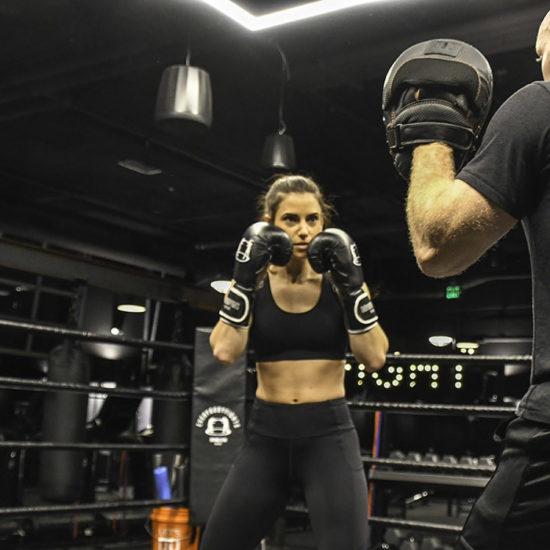 FIGHTxMittwork Training