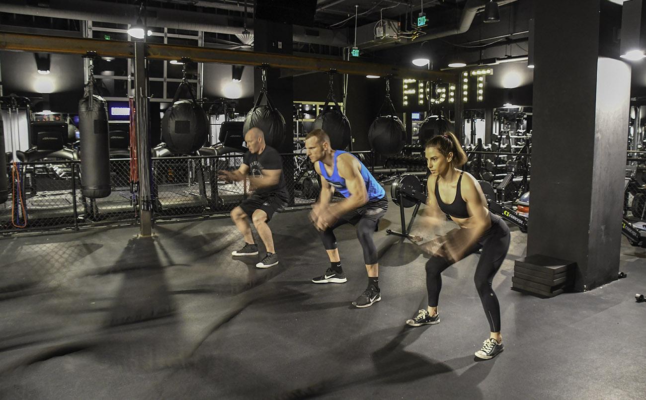 B3 Fitness Battle Ropes