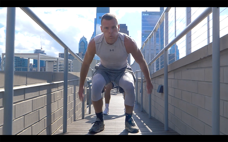 Chris Beck B3 Fitness Promo