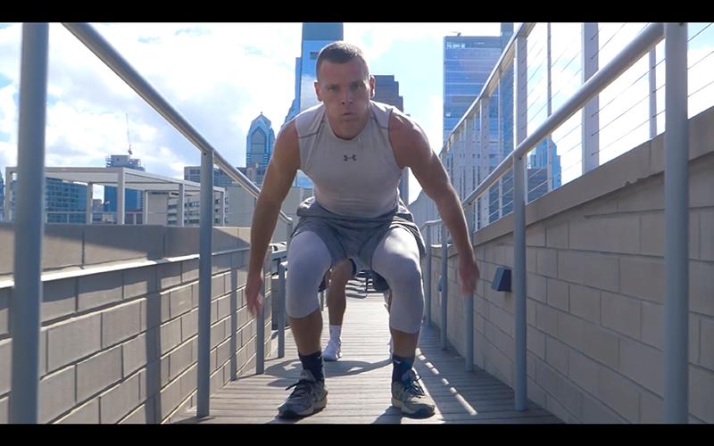 Chris Beck B3 Fitness Promo